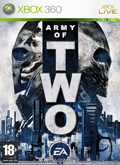 UK Boxshot of Army of Two (XBOX360)