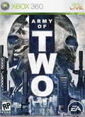 US Boxshot of Army of Two (XBOX360)