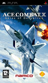 UK Boxshot of Ace Combat X: Skies of Deception (PSP)