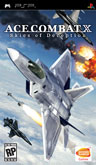 US Boxshot of Ace Combat X: Skies of Deception (PSP)