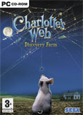 UK Boxshot of Charlotte's Web (PC)