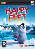 UK Boxshot of Happy Feet (PC)