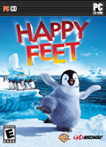 US Boxshot of Happy Feet (PC)