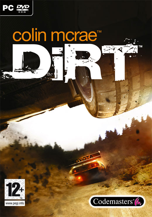 Colin McRae DiRT-RELOADED