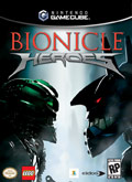 US Boxshot of Bionicle Heroes (GAMECUBE)