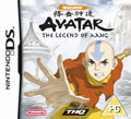UK Boxshot of Avatar: The Legend of Aang (DS)