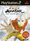 UK Boxshot of Avatar: The Legend of Aang (PS2)