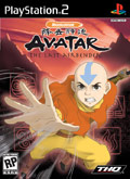 US Boxshot of Avatar: The Legend of Aang (PS2)