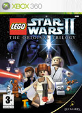 UK Boxshot of LEGO Star Wars II: The Original Trilogy (XBOX360)