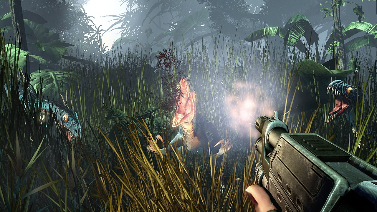 Screenshot of Turok (XBOX360)