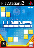 UK Boxshot of Lumines Plus (PS2)