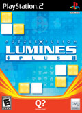 US Boxshot of Lumines Plus (PS2)