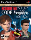 US Boxshot of Resident Evil: Code Veronica X (PS2)