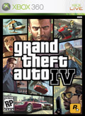 US Boxshot of Grand Theft Auto IV (XBOX360)