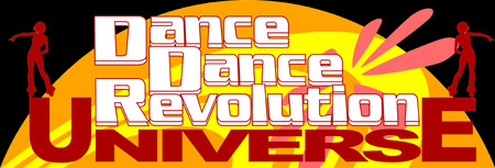 Logo of Dancing Stage Universe (XBOX360)