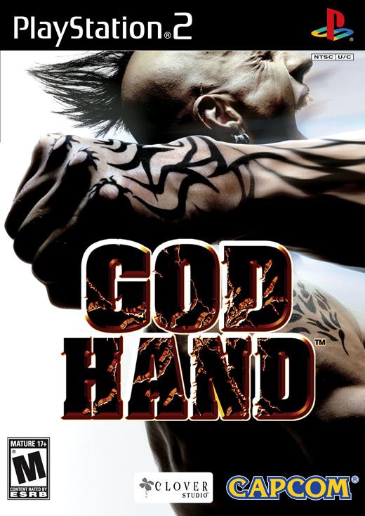 Boxshot of God Hand (PS2)