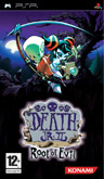 UK Boxshot of Death Jr. 2: Root of Evil (PSP)
