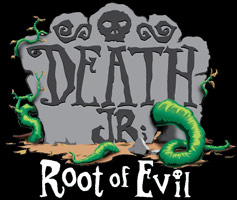 Logo of Death Jr. 2: Root of Evil (PSP)