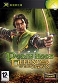 UK Boxshot of Robin Hood: Defender of the Crown (XBOX)