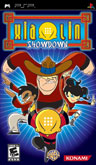 US Boxshot of Xiaolin Showdown (PSP)