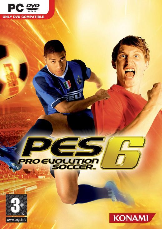 [FULL GAME] Pro Evolution Soccer 6 [PC]
