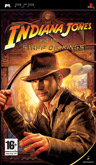 UK Boxshot of Indiana Jones and the Staff of Kings (PSP)