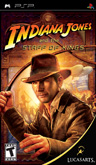 US Boxshot of Indiana Jones and the Staff of Kings (PSP)