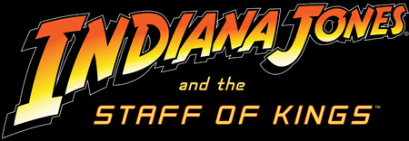 Logo of Indiana Jones and the Staff of Kings (PSP)