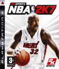 UK Boxshot of NBA 2K7 (PS3)