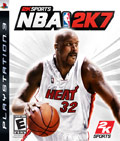 US Boxshot of NBA 2K7 (PS3)