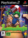 UK Boxshot of Lemmings (PS2)