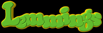 Logo of Lemmings (PS2)