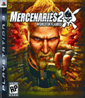 US Boxshot of Mercenaries 2: World in Flames (PS3)