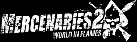 Logo of Mercenaries 2: World in Flames (PS3)