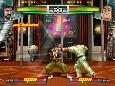 Screenshot of King of Fighters: Neowave (PS2)