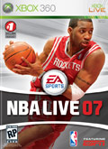US Boxshot of NBA Live 07 (XBOX360)