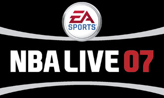 Logo of NBA Live 07 (XBOX360)