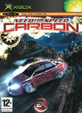 UK Boxshot of Need for Speed Carbon (XBOX)