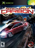 US Boxshot of Need for Speed Carbon (XBOX)