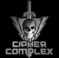 Logo of Cipher Complex (PS3)