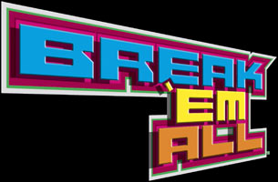 Logo of Break'em All (DS)