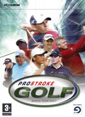 UK Boxshot of ProStroke Golf: World Tour 2007 (PC)