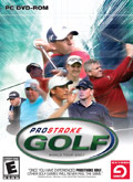 US Boxshot of ProStroke Golf: World Tour 2007 (PC)