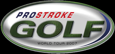 Logo of ProStroke Golf: World Tour 2007 (PC)