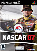US Boxshot of NASCAR 07 (PS2)