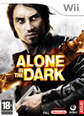 UK Boxshot of Alone in the Dark (NINTENDO Wii)