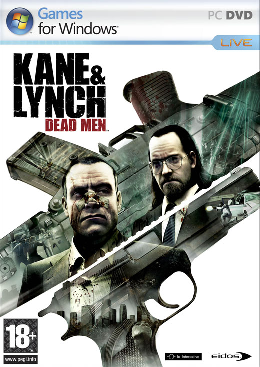 Kane and Lynch: Dead Men & Movie.Addon Boxshot_uk_large
