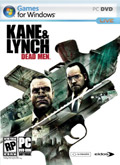 US Boxshot of Kane & Lynch: Dead Men (PC)