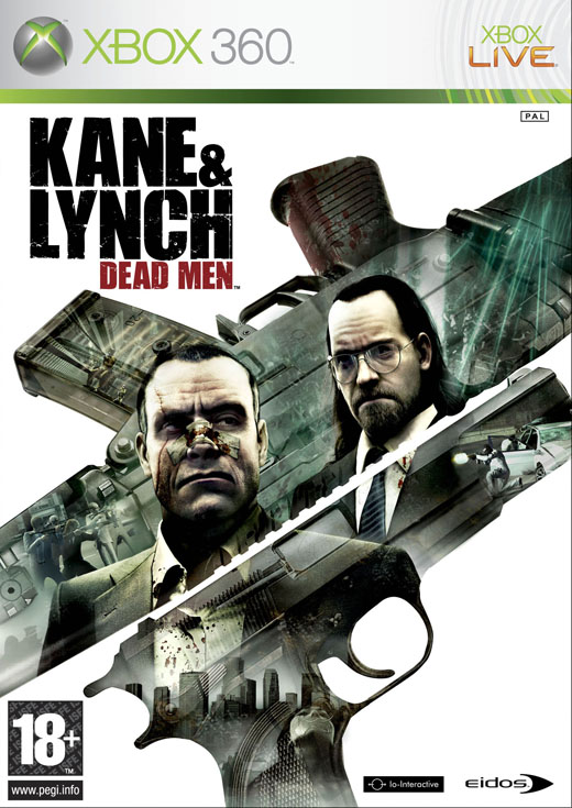 boxshot uk large Kane & Lynch: Dead Men [Xbox360]