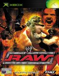 UK Boxshot of WWF Raw (XBOX)